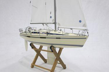 c1990's Tamiya Radio Controlled Yamaha Cruiser Yacht (Scale 1/20)