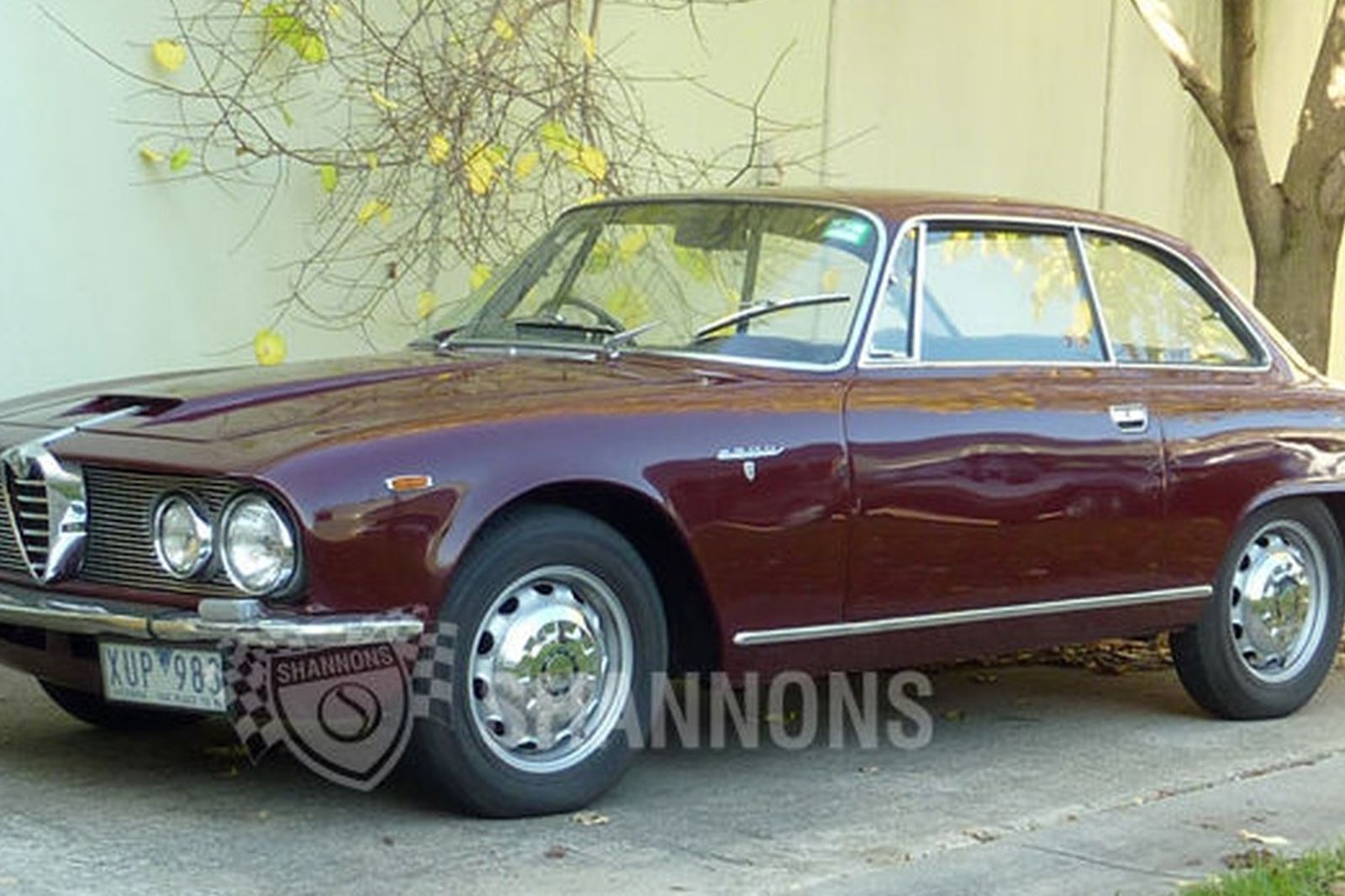 alfa romeo 2600 sprint coupe auctions lot 4 shannons. Black Bedroom Furniture Sets. Home Design Ideas