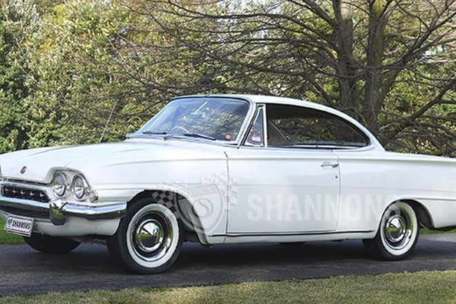 Ford Consul Capri Coupe