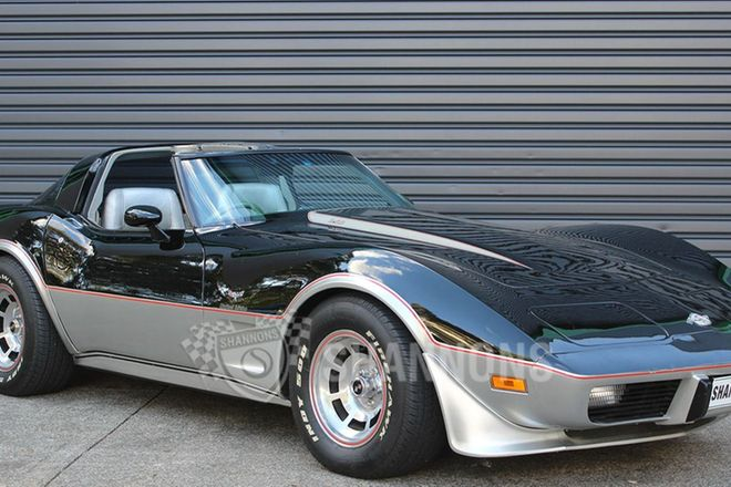 Chevrolet Corvette LTD Edition Pace Car (RHD)