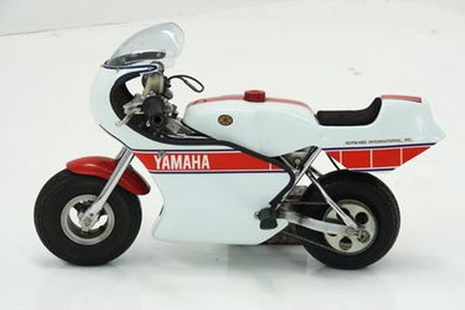 Mini Bike - c1980'S YZF30 by Sunward International - From the 'Ian Cummins Collection'
