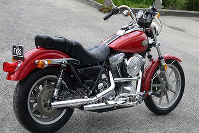 Harley-Davidson FXRS Low Glide 1340cc Motorcycle