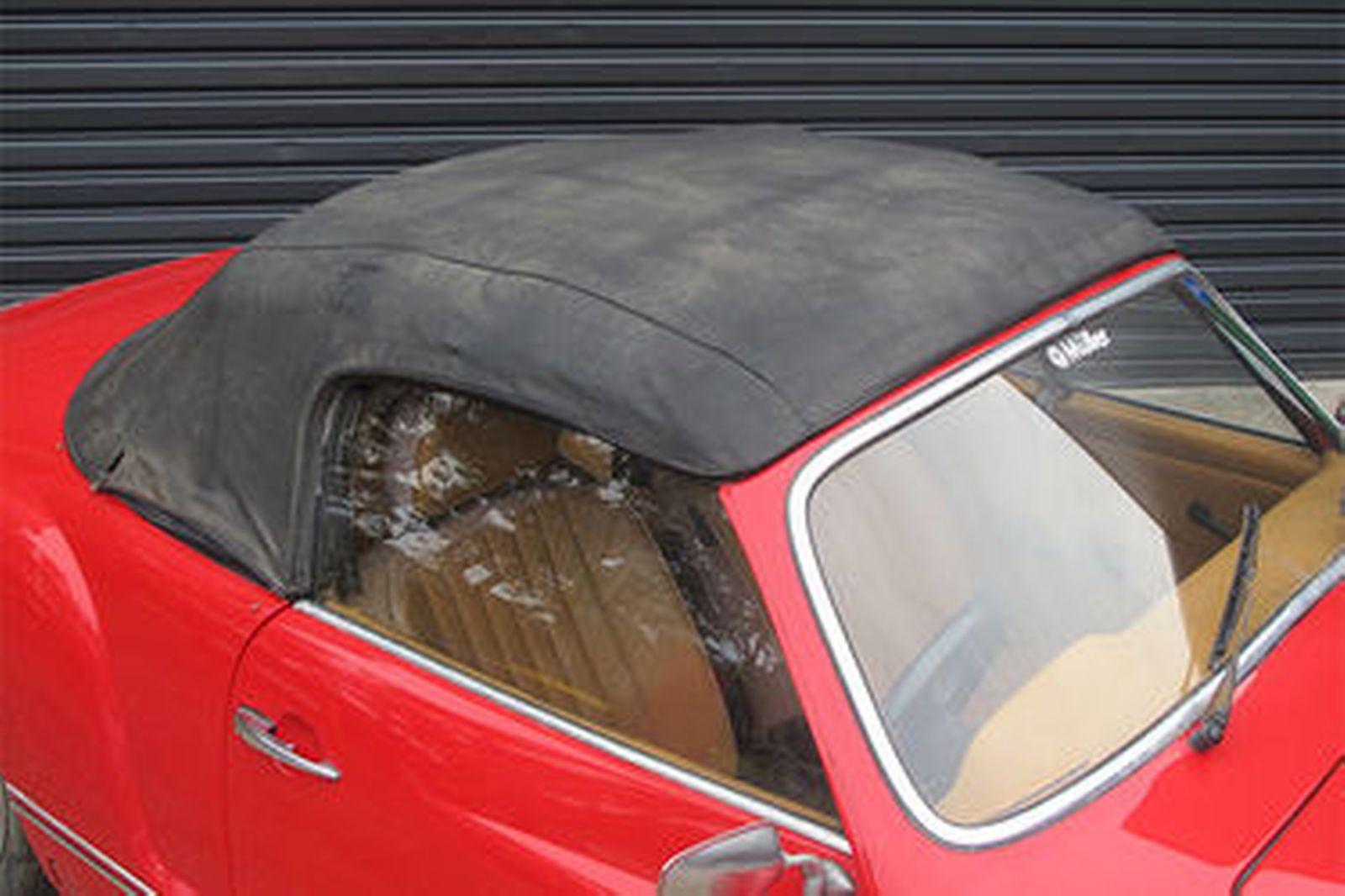 Volkswagen Karmann Ghia Convertible (RHD)