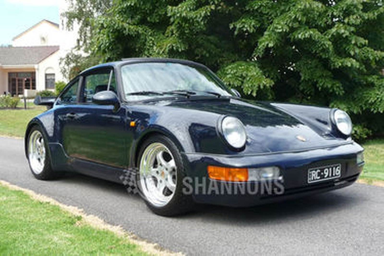 sold porsche 911 carrera 3 2 39 wide body 39 coupe auctions lot 44 shannons. Black Bedroom Furniture Sets. Home Design Ideas