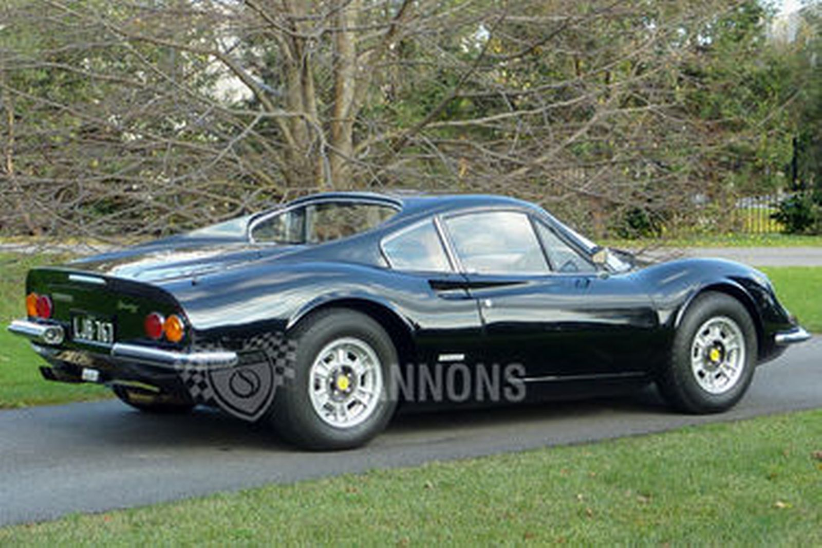 Ferrari Dino 246 Gt Coupe Auctions Lot 30 Shannons