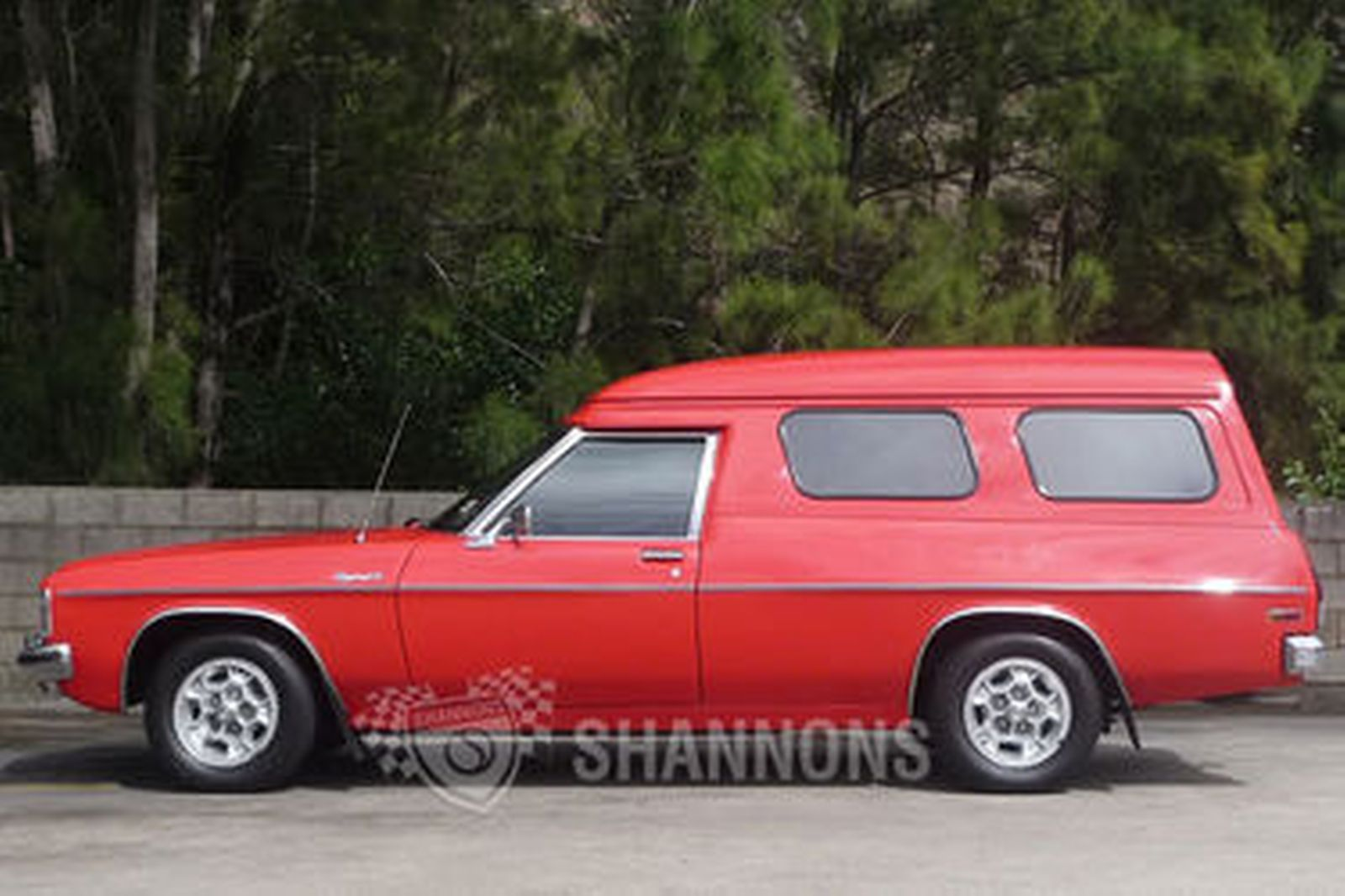 Holden Hz Panelvan Auctions Lot 11 Shannons