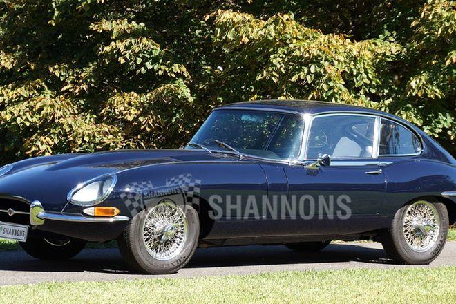 Jaguar E-Type 4.2 Series 1 2+2 Coupe