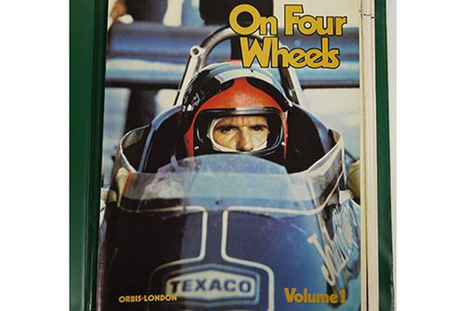 Magazines - Collection of Four Wheels Magazines (11 Folders)