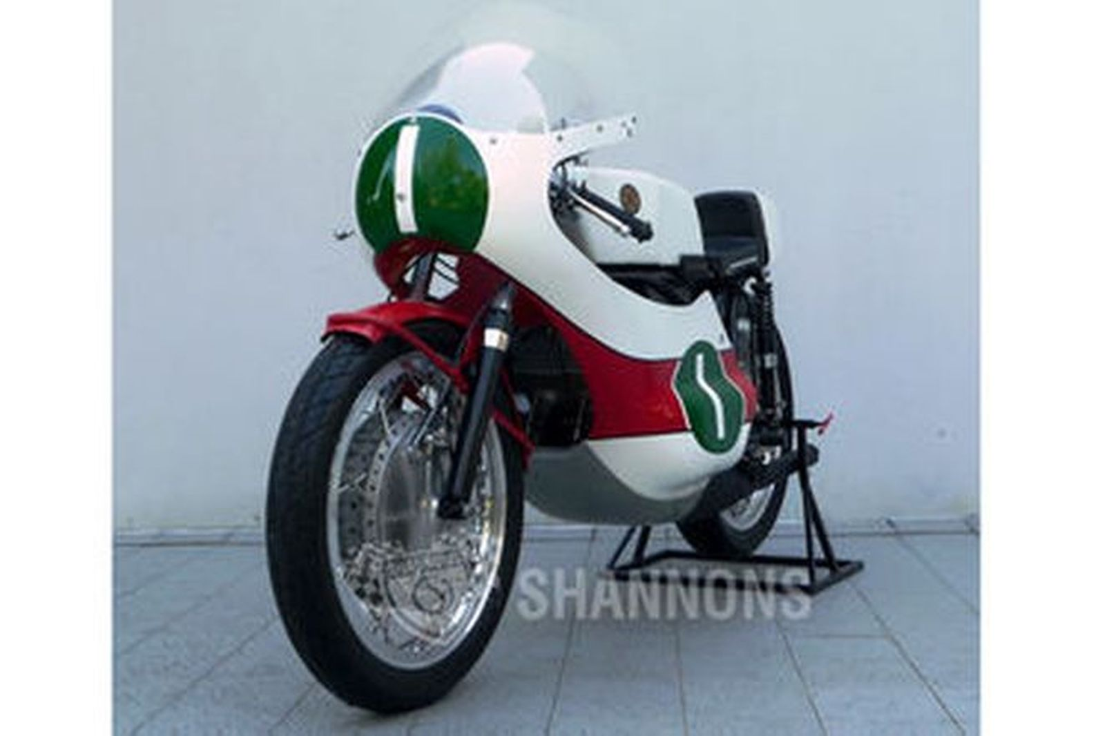 Yamaha TD2 250cc Production Racing Motorcycle