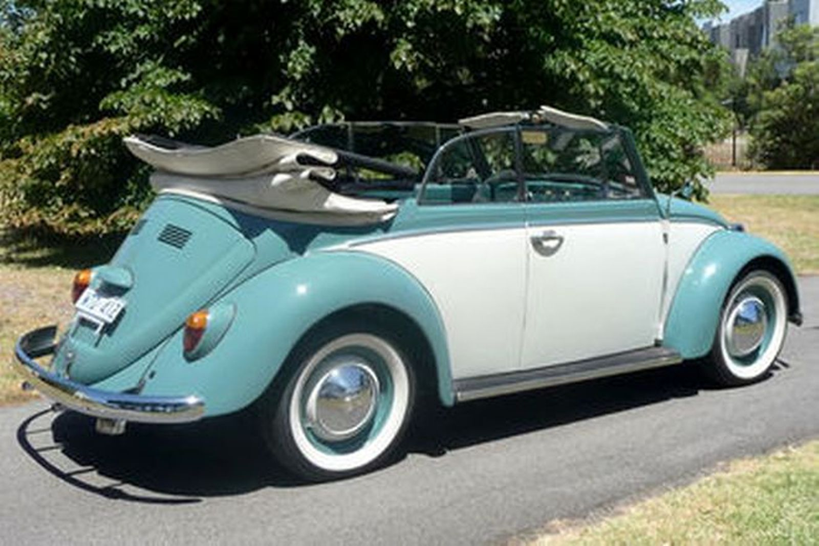 Volkswagen Beetle 'Karmann' Convertible (LHD) Auctions - Lot 3 - Shannons