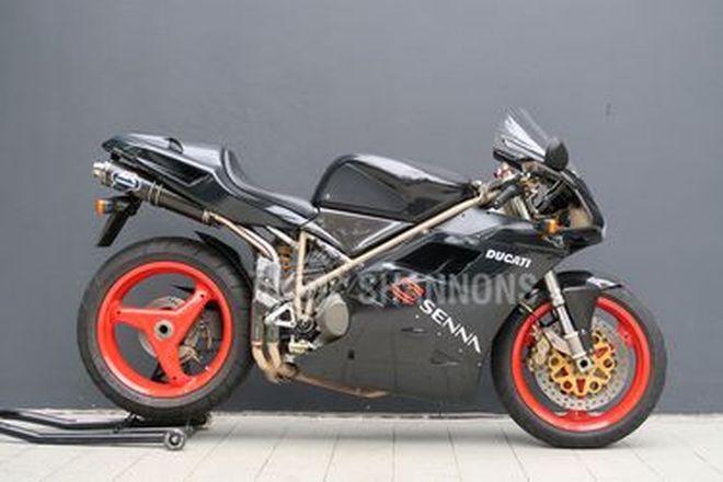 Ducati 916 'Senna' (No 13-300)