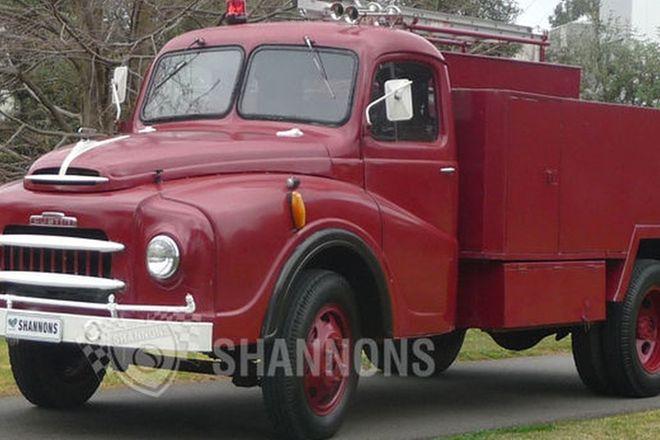 Austin Fire Truck Tanker