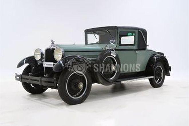 Stutz Model BB Coupe