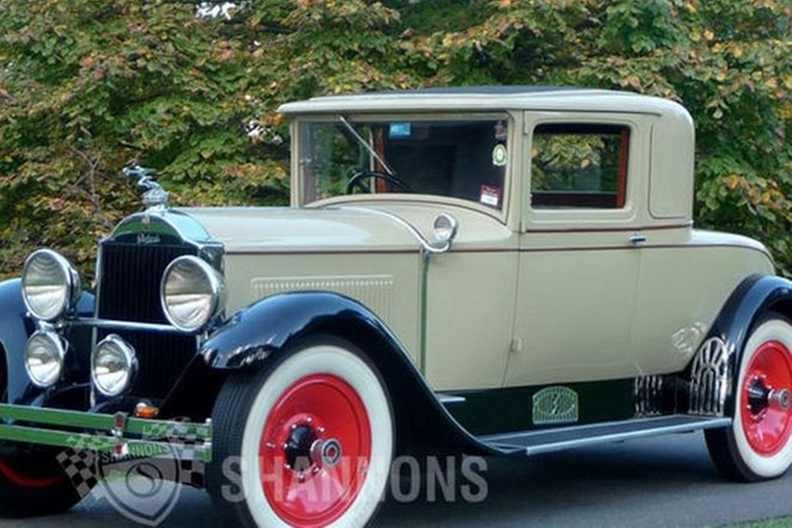 Sold Packard 626 Standard 8 Rumble Seat Coupe Auctions