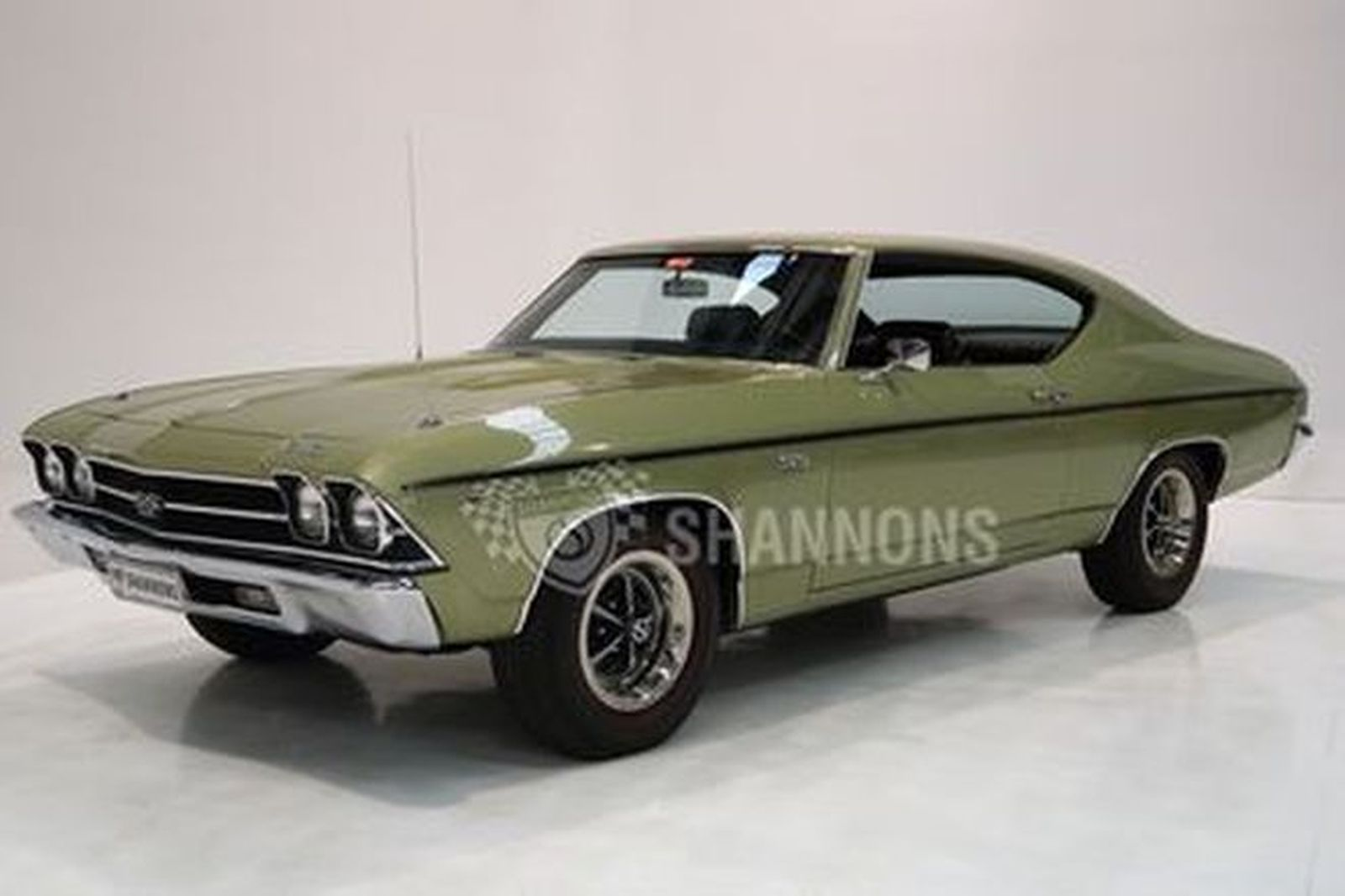 Chevrolet Chevelle SS 396 Coupe (LHD)