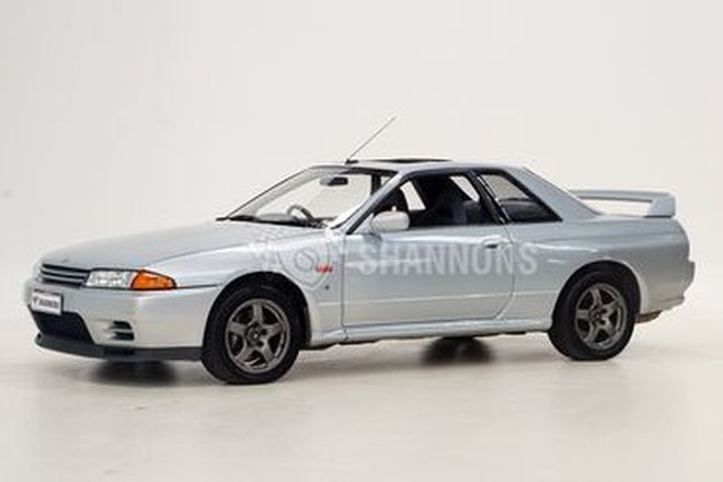 Nissan Skyline R32 GT-R Coupe (1 of 100 Australian delivery)