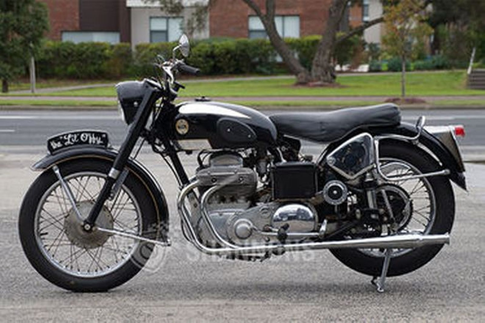 Sold: Ariel Square 4G MkII 1000cc Motorcycle Auctions ...