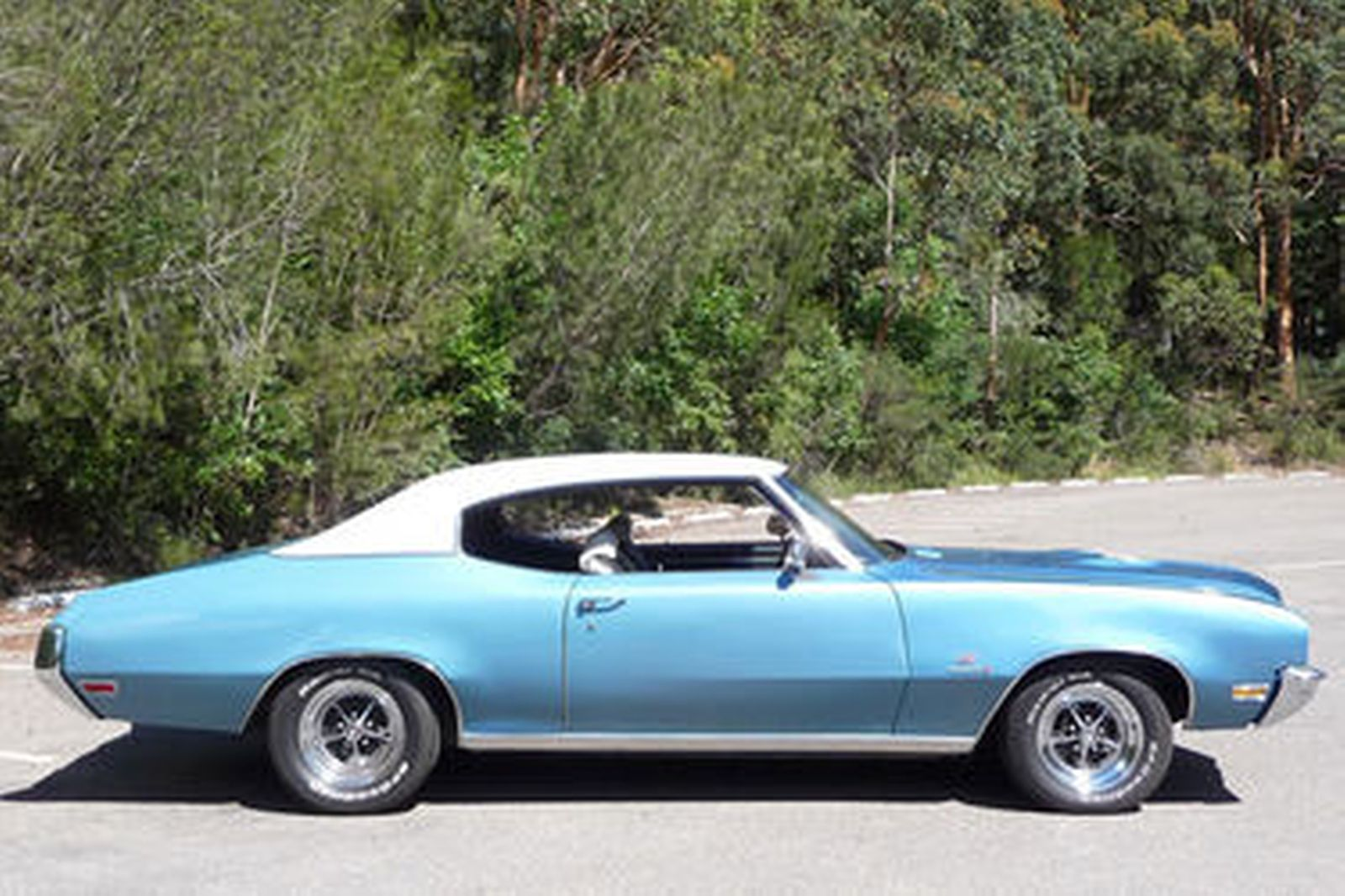 Buick GS 455 'Stage 1' Coupe (RHD)