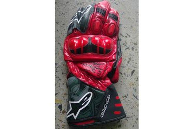 Marc Marquez #93 Signed Glove - LH