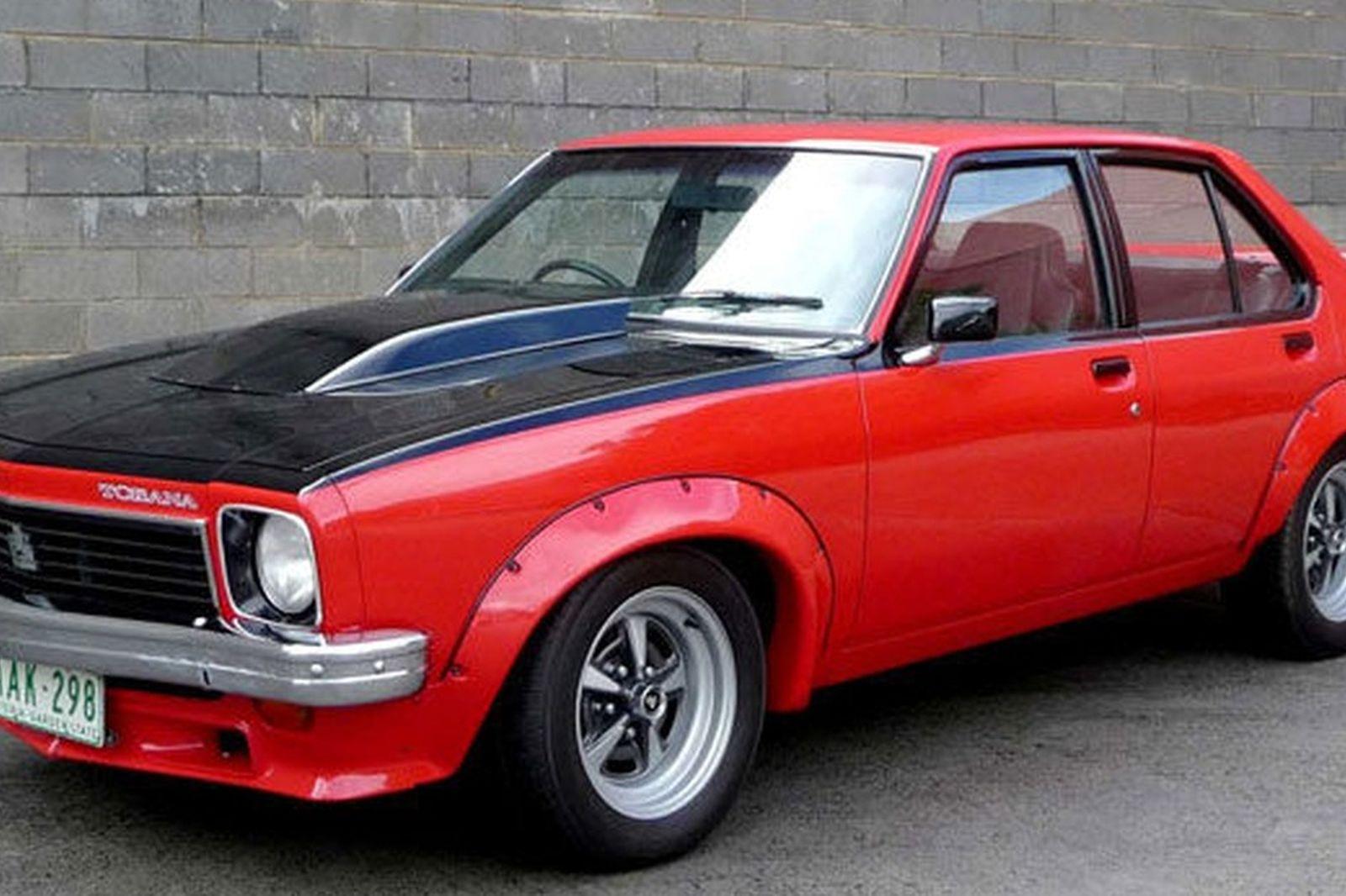 Holden Torana Slr 5000 For Sale 1974 Holden Torana Sl