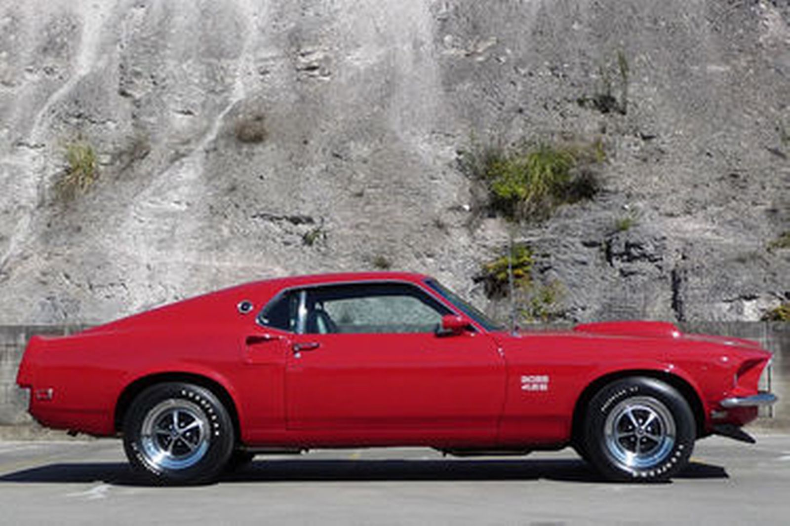 Ford Mustang Boss 429 Fastback Lhd Auctions Lot 23 Shannons 1969
