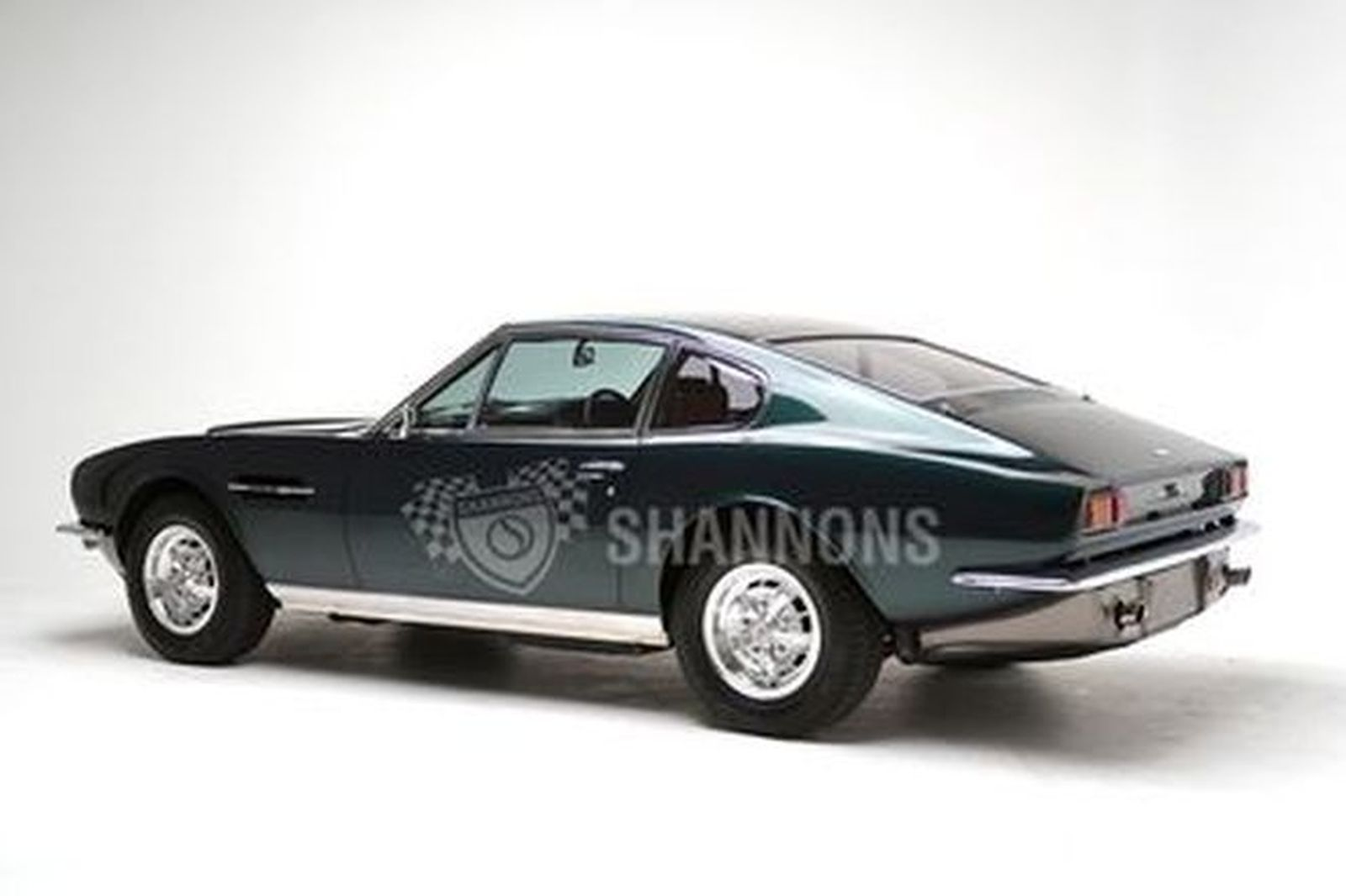 Aston Martin V8 Series 2 Coupe