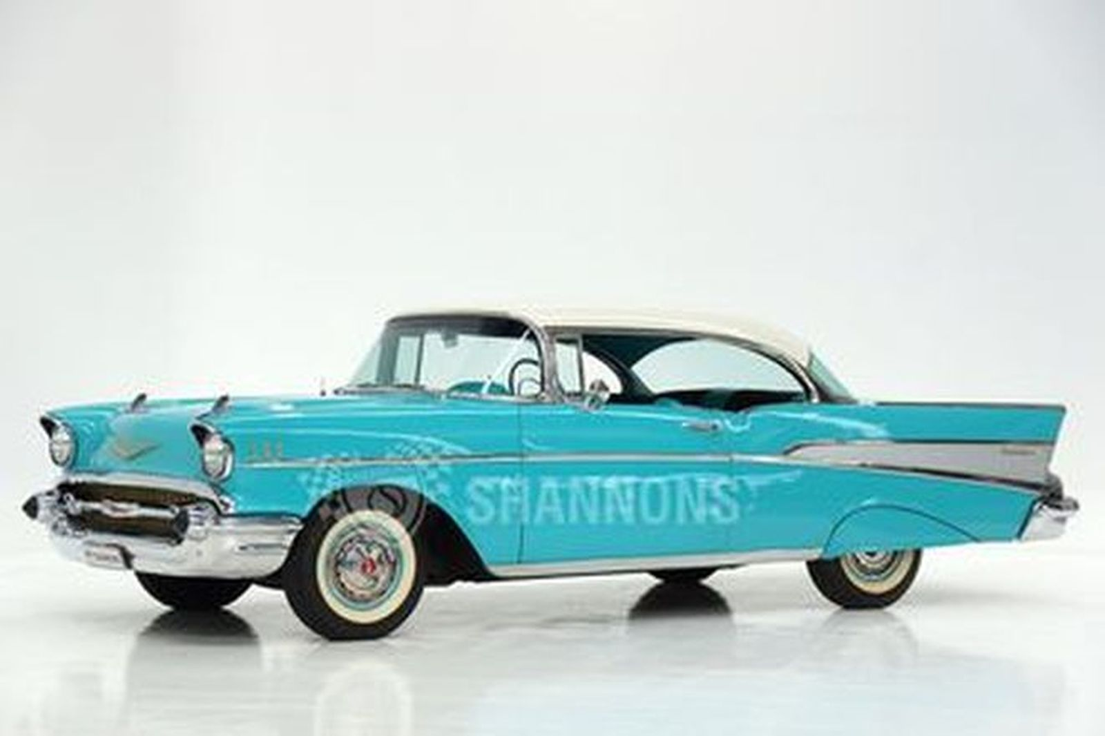 Chevrolet Belair Sports Coupe (LHD)