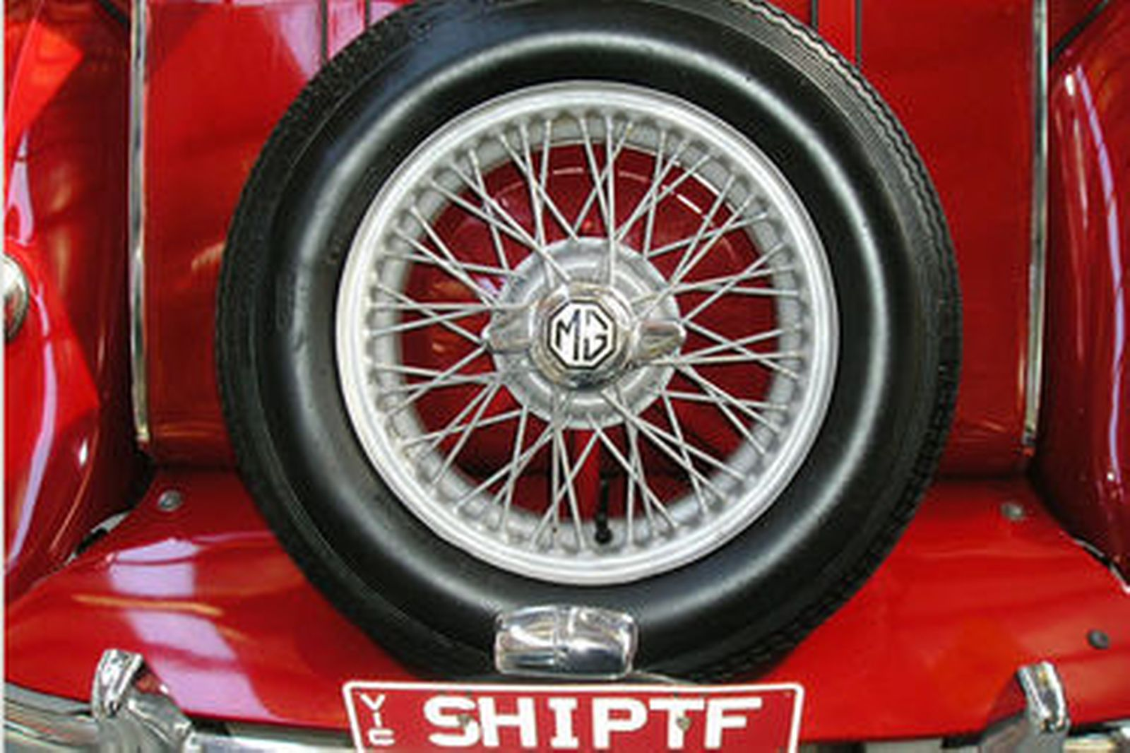 MG TF 1250 Roadster