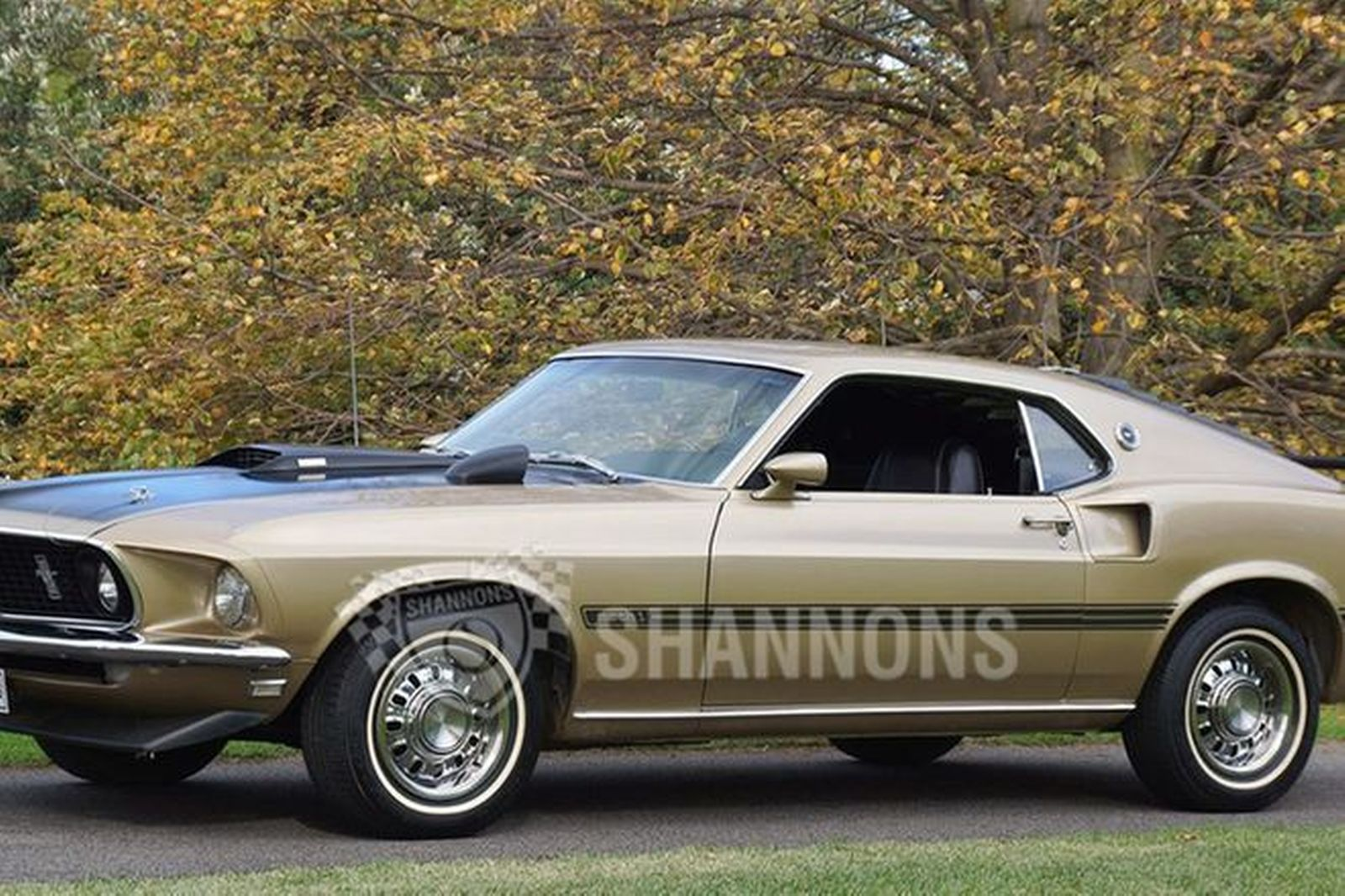sold ford mustang mach 1 fastback lhd auctions lot 32 shannons. Black Bedroom Furniture Sets. Home Design Ideas