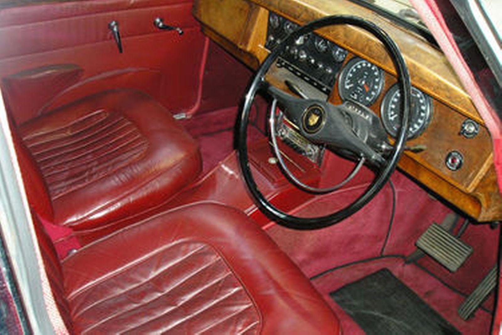 Jaguar MKII 3.4 Saloon