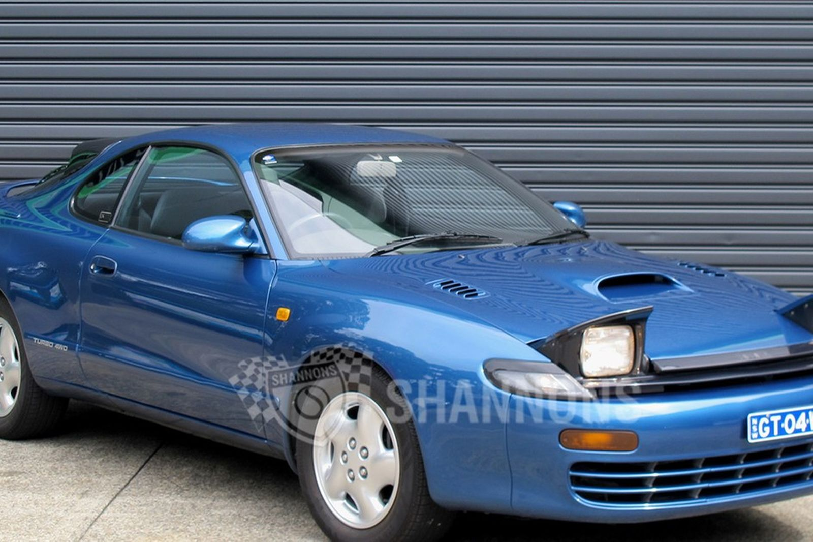 toyota celica gt4 coupe auctions lot 2 shannons. Black Bedroom Furniture Sets. Home Design Ideas