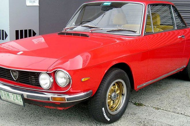 Lancia Fulvia Series 3 Coupe