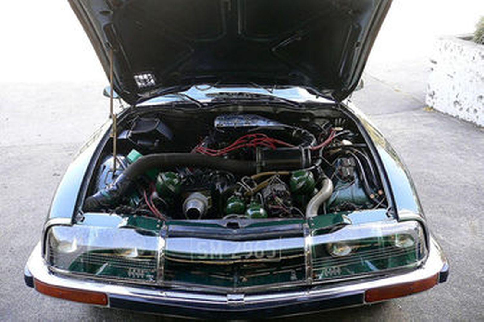 Citroen SM Coupe (RHD)
