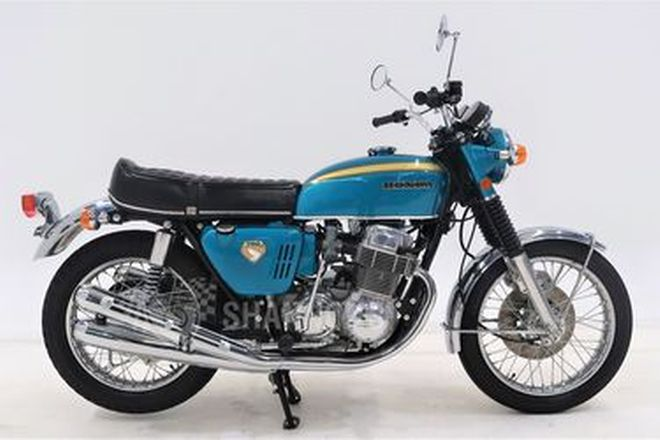 Honda CB750cc KO (Sandcast) Motorcycle