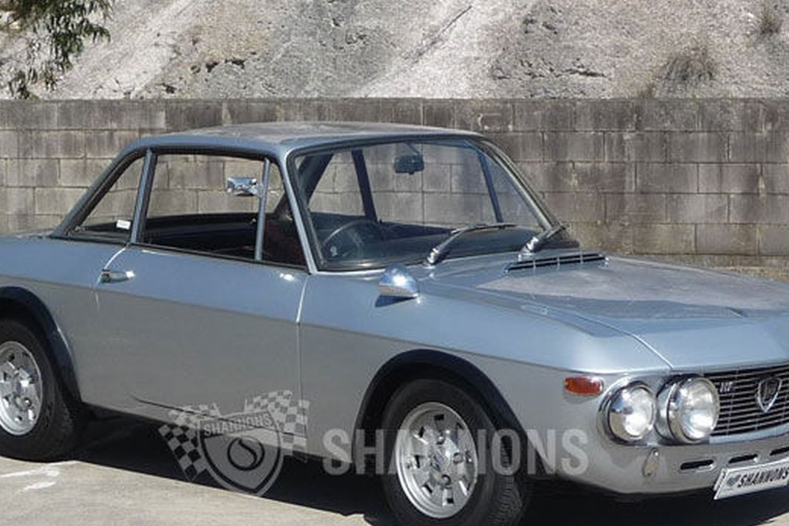 Lancia Fulvia 1600HF Rallye Coupe Auctions - Lot 18 - Shannons