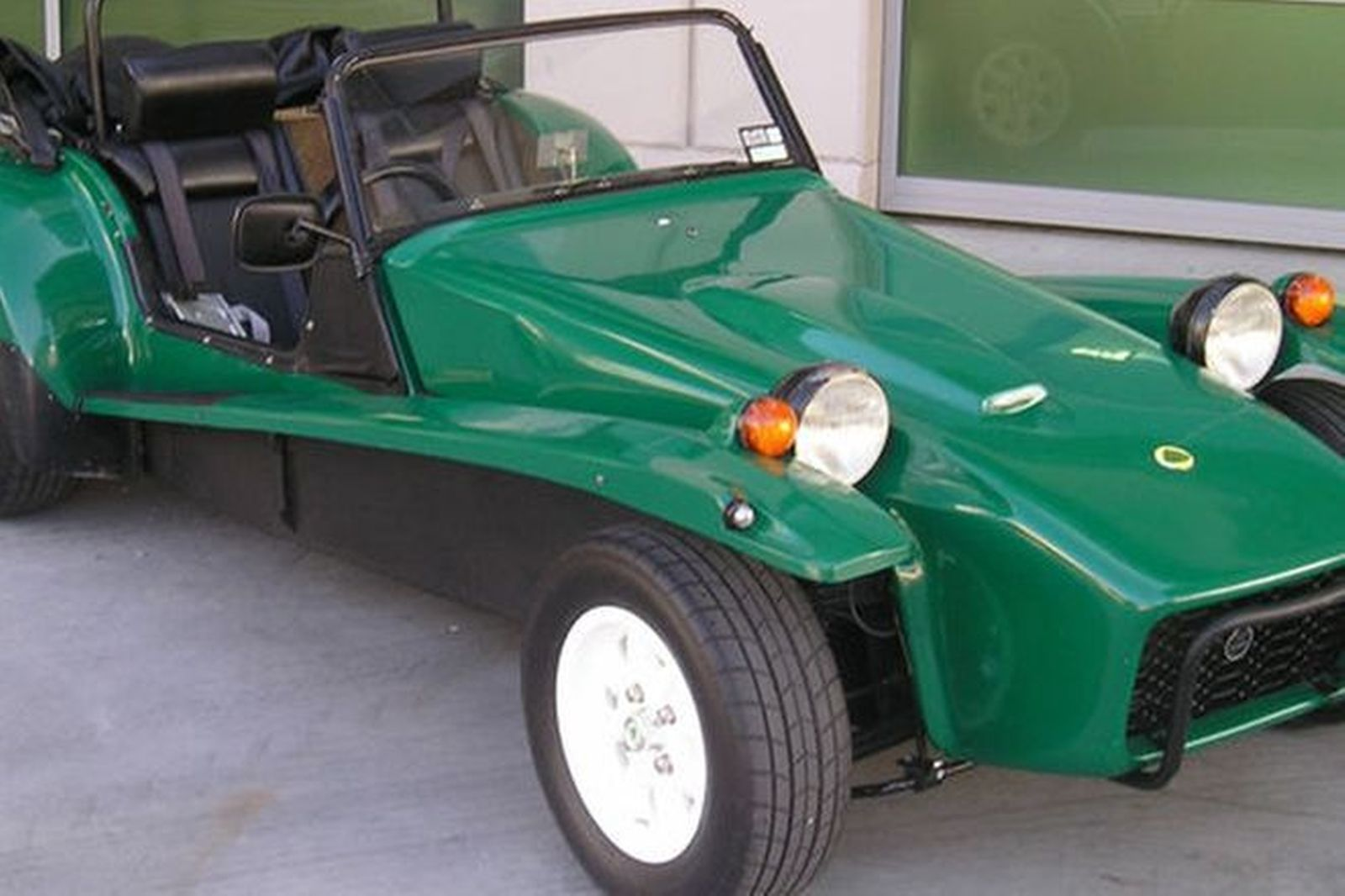 Lotus Super 7 Series IV Clubman