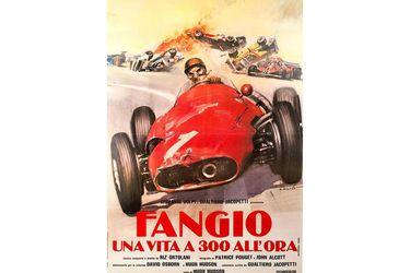 Vinyl Hanging posters - Fangio