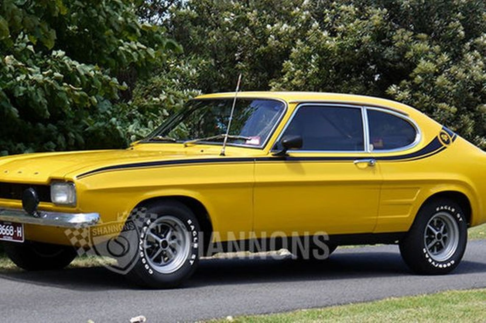Sold Ford Capri Gt Replica Coupe Auctions Lot 19