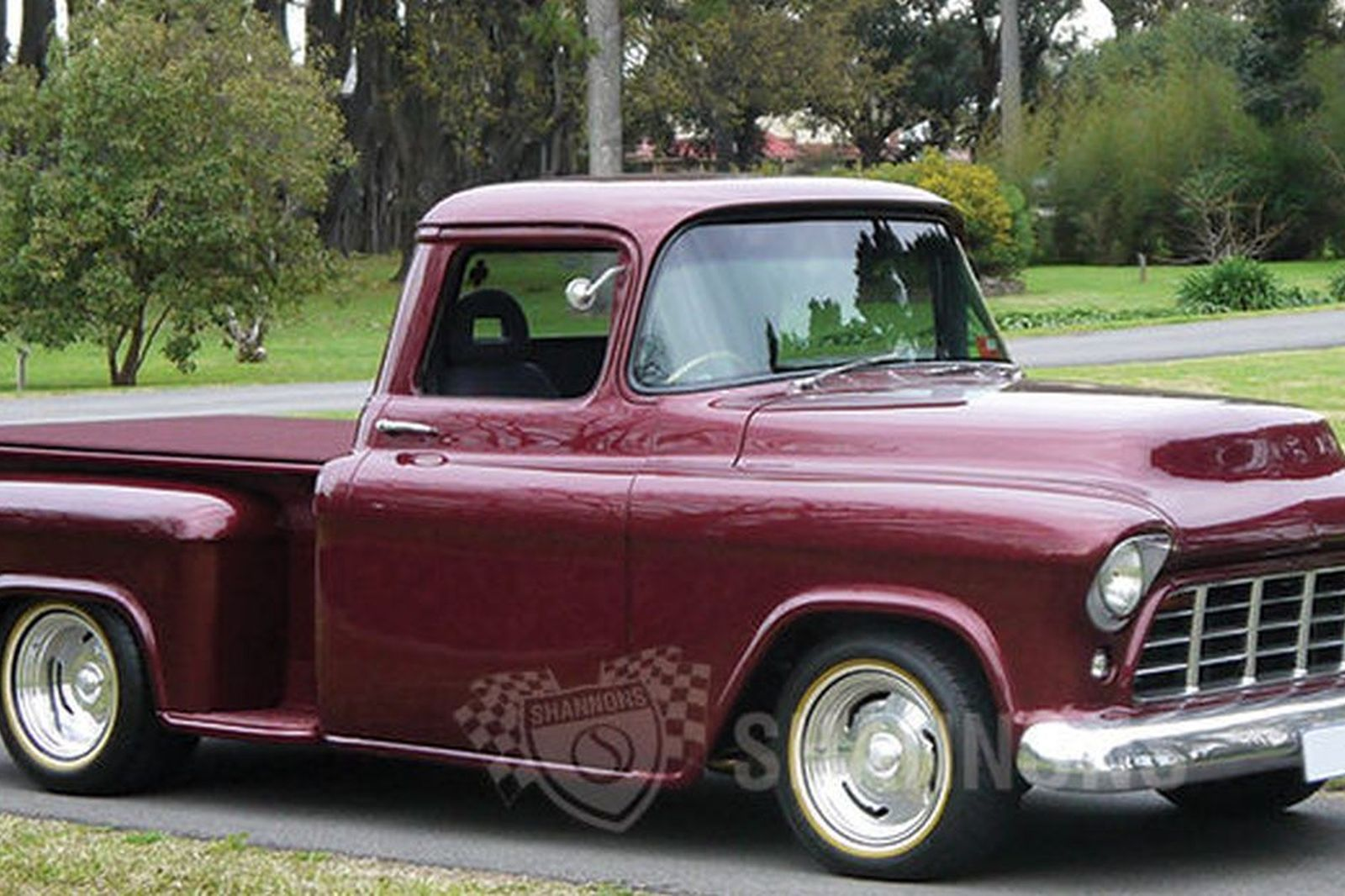 sold chevrolet 39 hotrod 39 pick up rhd auctions lot 74 shannons. Black Bedroom Furniture Sets. Home Design Ideas
