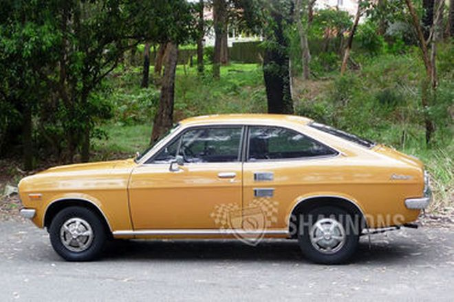 Datsun 1200 'Deluxe' Coupe