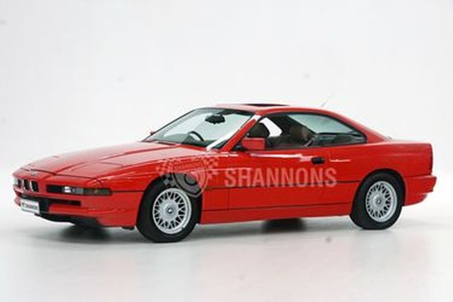 BMW 850i V12 Coupe