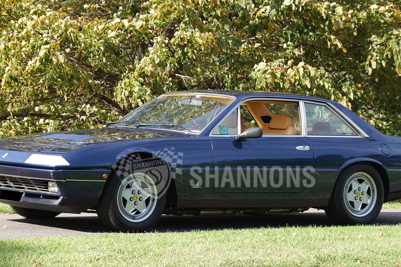 Sold ferrari 412 coupe auctions lot 44 shannons ferrari 412 coupe vanachro Gallery