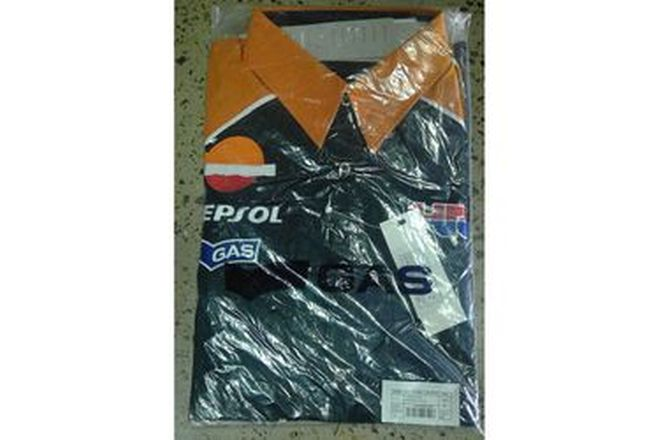 Repsol Honda Team Issued Shirt - XL