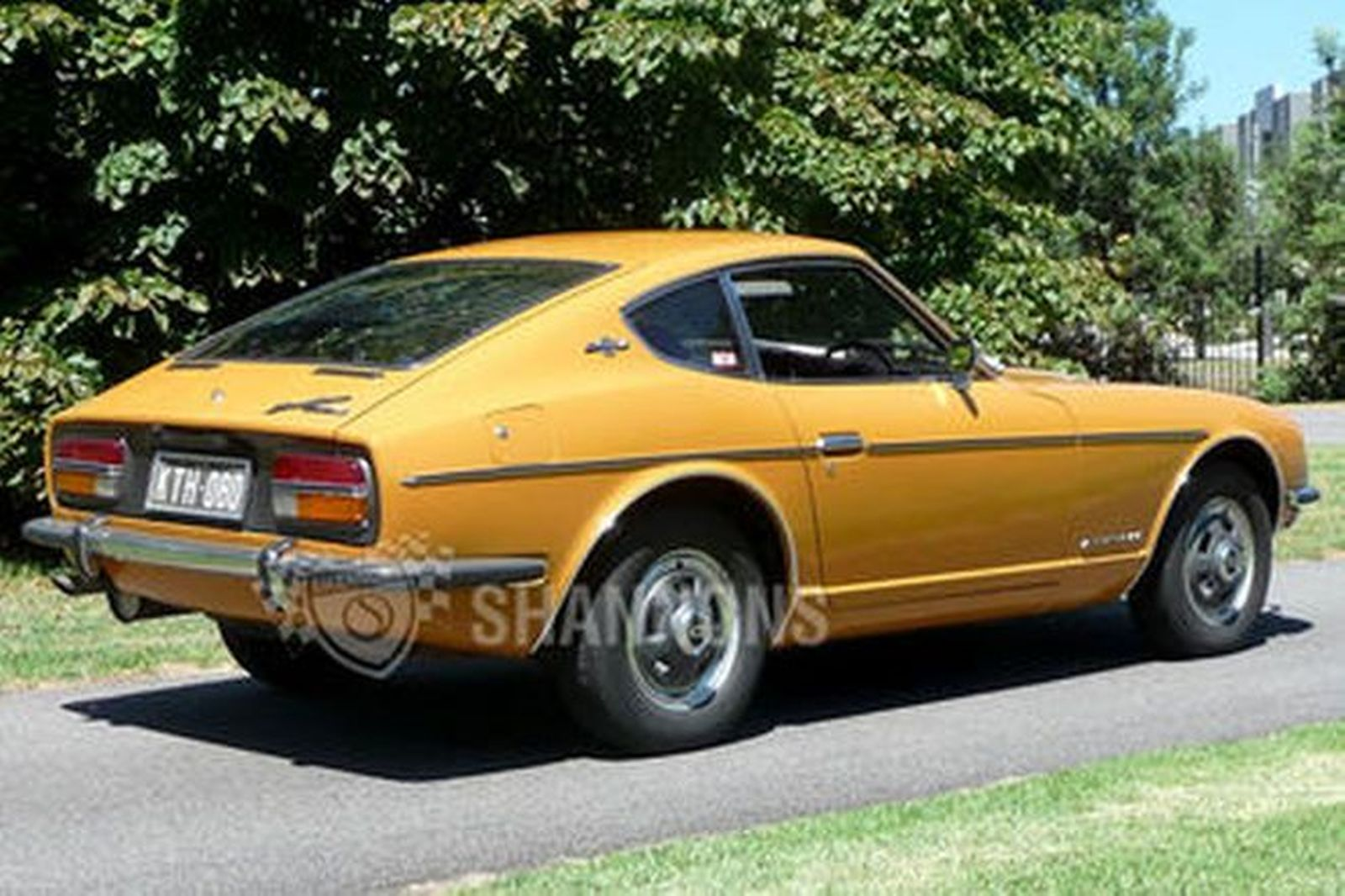 Sold Datsun 240z Coupe Auctions Lot 33 Shannons