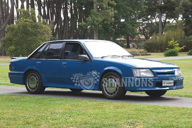 Holden Commodore VK Group A Group 3 Sedan
