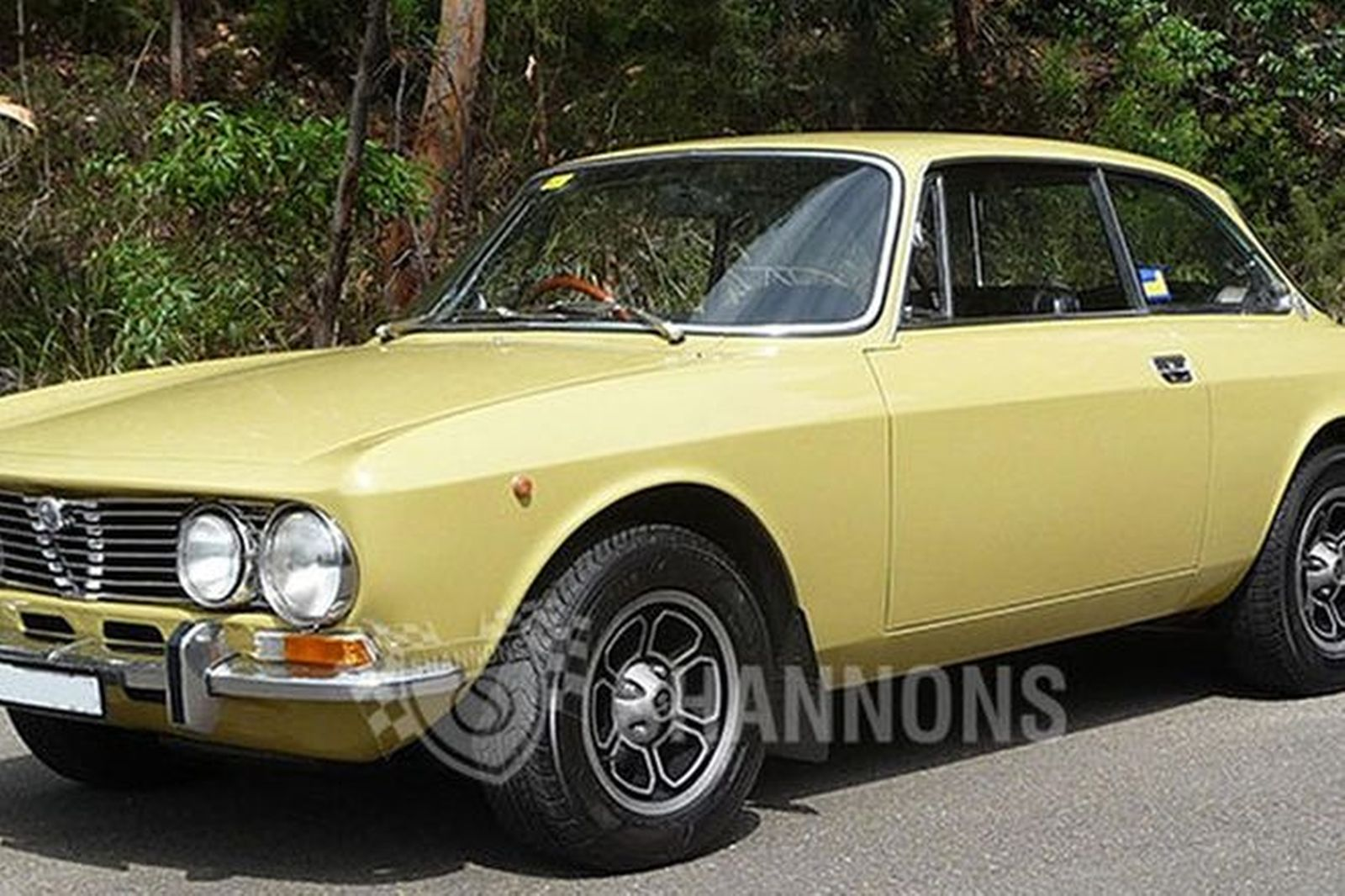 sold alfa romeo gtv 2000 coupe auctions lot 17 shannons. Black Bedroom Furniture Sets. Home Design Ideas