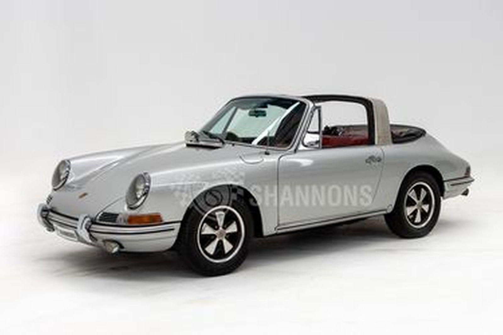 Porsche 911 Soft Window Targa (RHD)