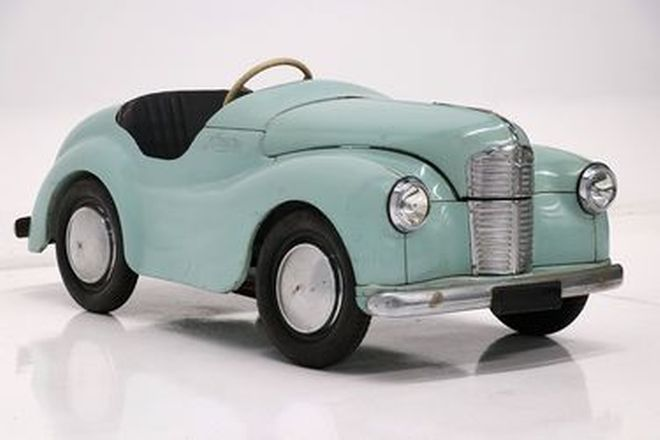 Pedal Car - Austin J40 (1.6m long) - From the 'Ian Cummins Collection'