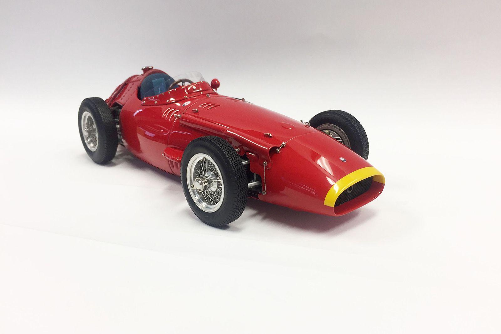 Model Car 1957 Maserati 250 F