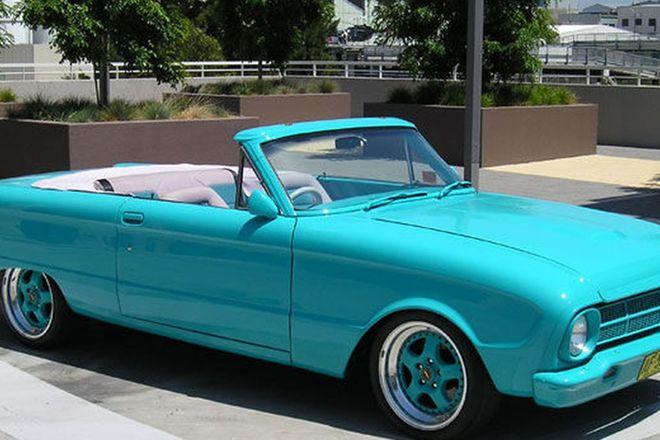 Ford Falcon XM 'Custom' Convertible